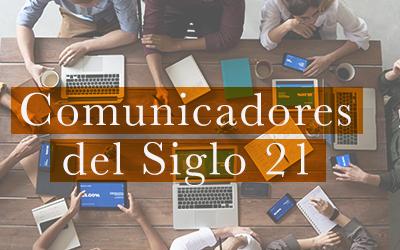 Másteres y Cursos de Comunicación del Siglo 21