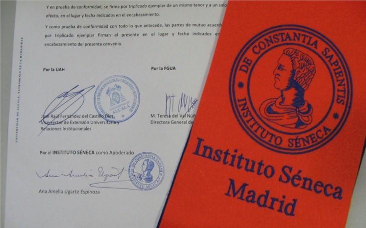 , Convenio de Colaboración Educativa con la UAH