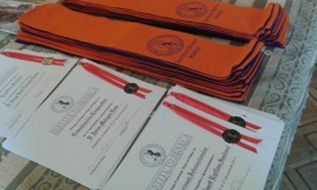, Ceremonia de Graduación del Año Académico